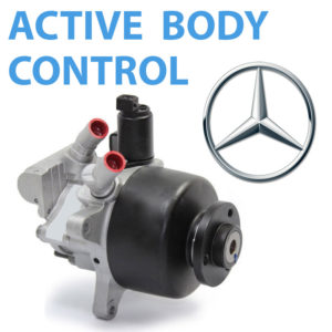 ABC systém (Active body control)
